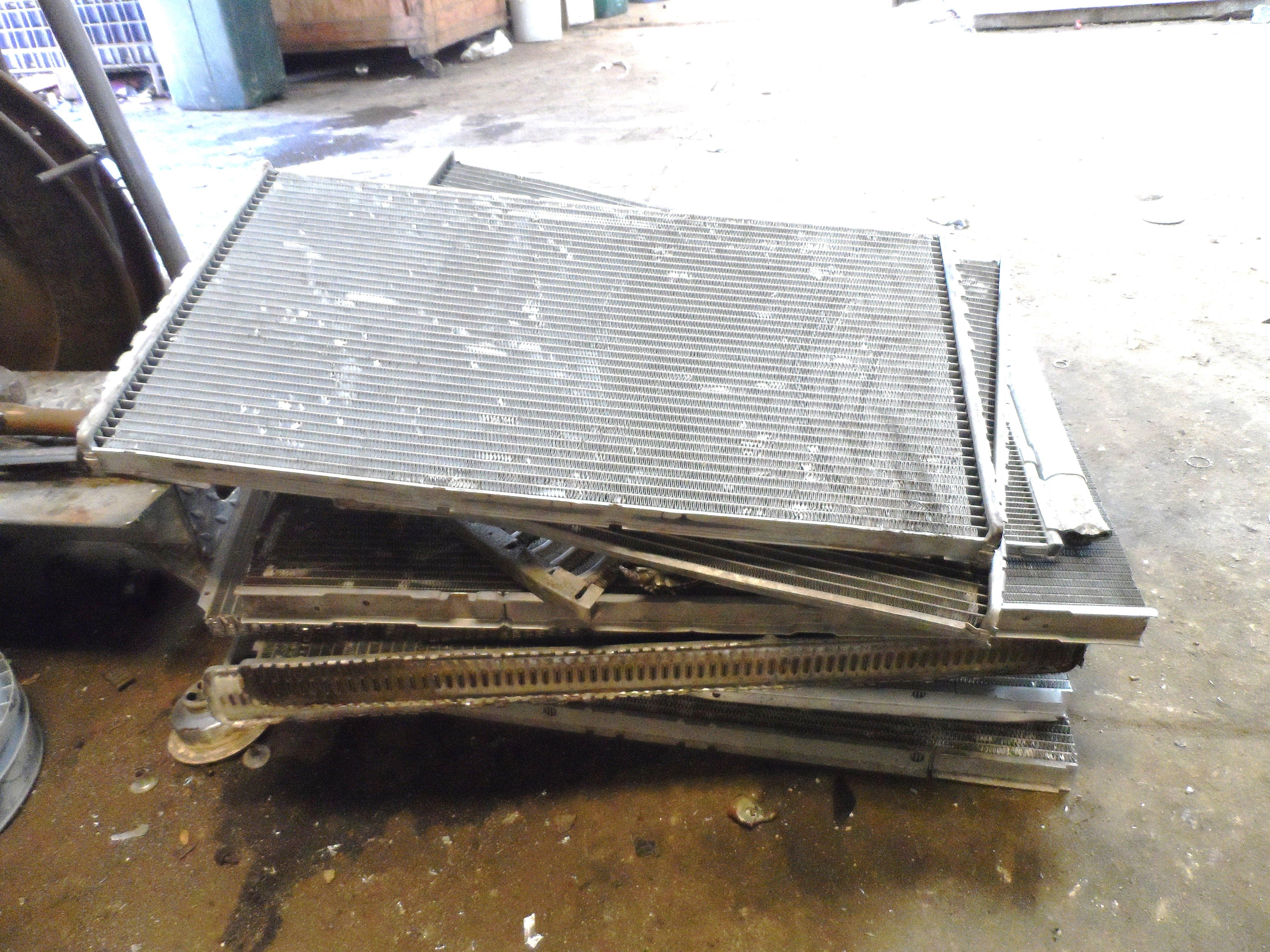 Mack\'s Recycling - Non-ferrous Scrap Metal